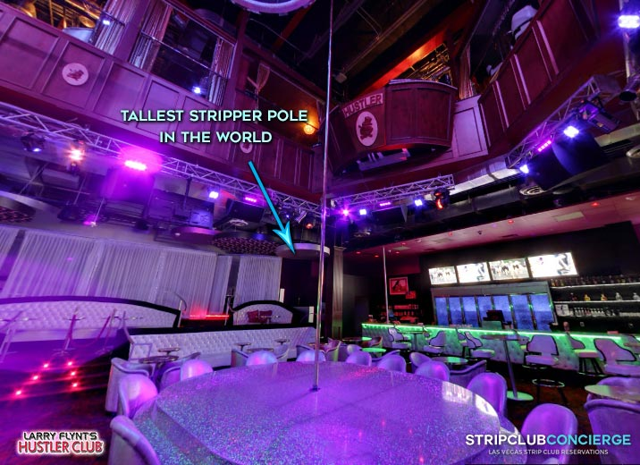 Biggest Stripper Pole
