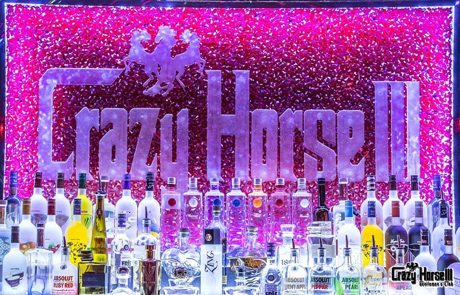Crazy Horse Las Vegas