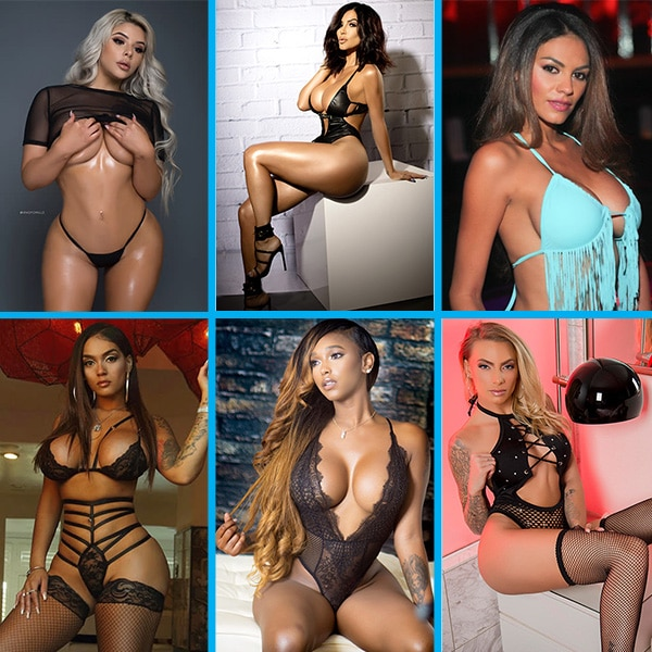 Hottest Strippers