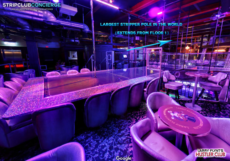 Hustler Strip Club Vegas