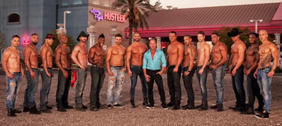 Kings of Hustler Las Vegas Male Revue