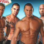 Men of Sapphire Bachelorette Party Las Vegas