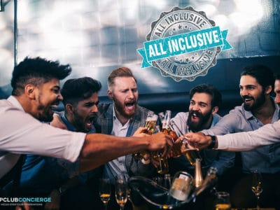 All Inclusive Bachelor Party Packages
