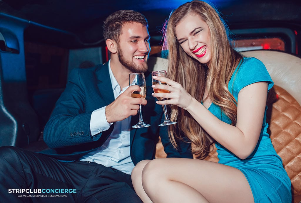 Best Vegas Strip Club for Couples
