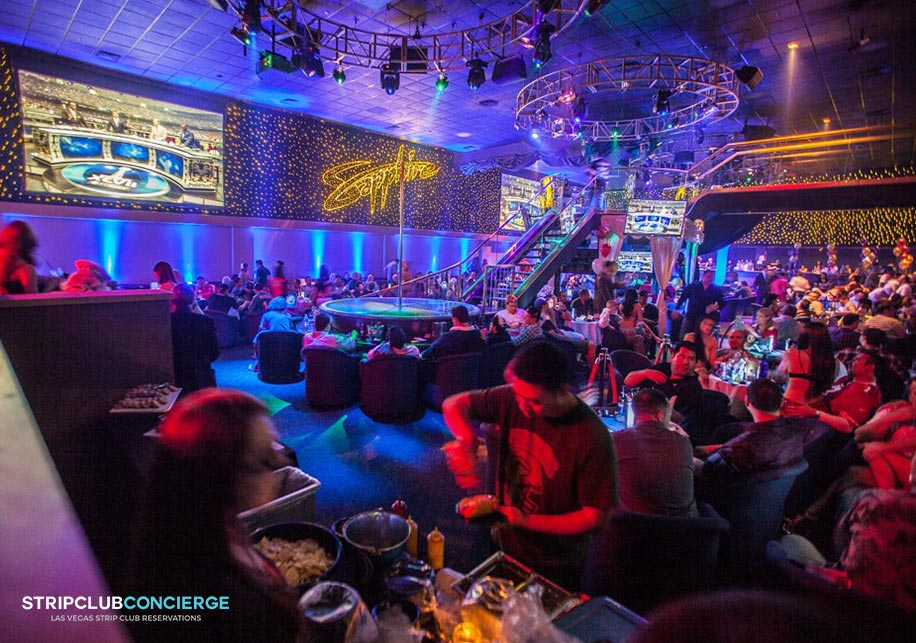 Las Vegas strip clubs for couples