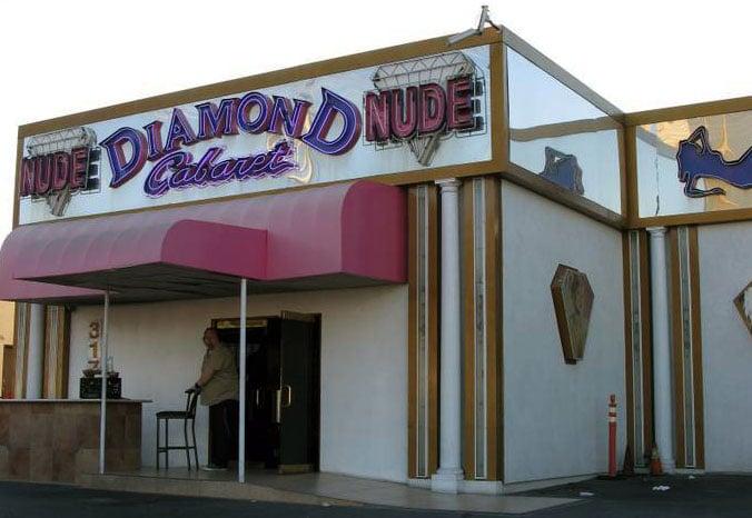 Nude Lap Dance