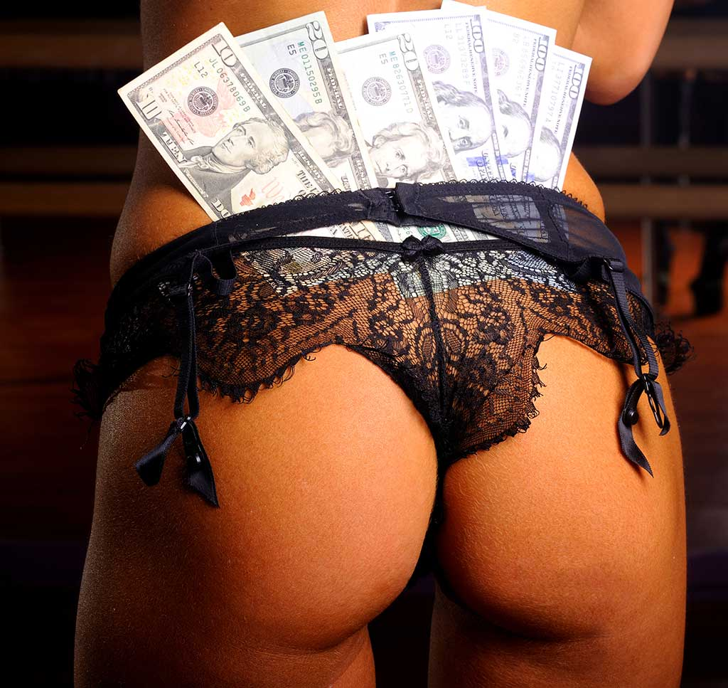 Stripper Lapdance