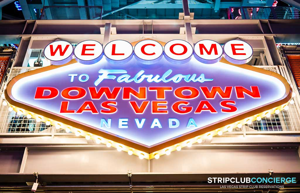 Downtown Vegas Strip Clubs