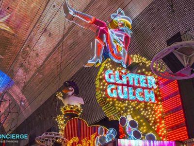 Glitter Gulch Las Vegas