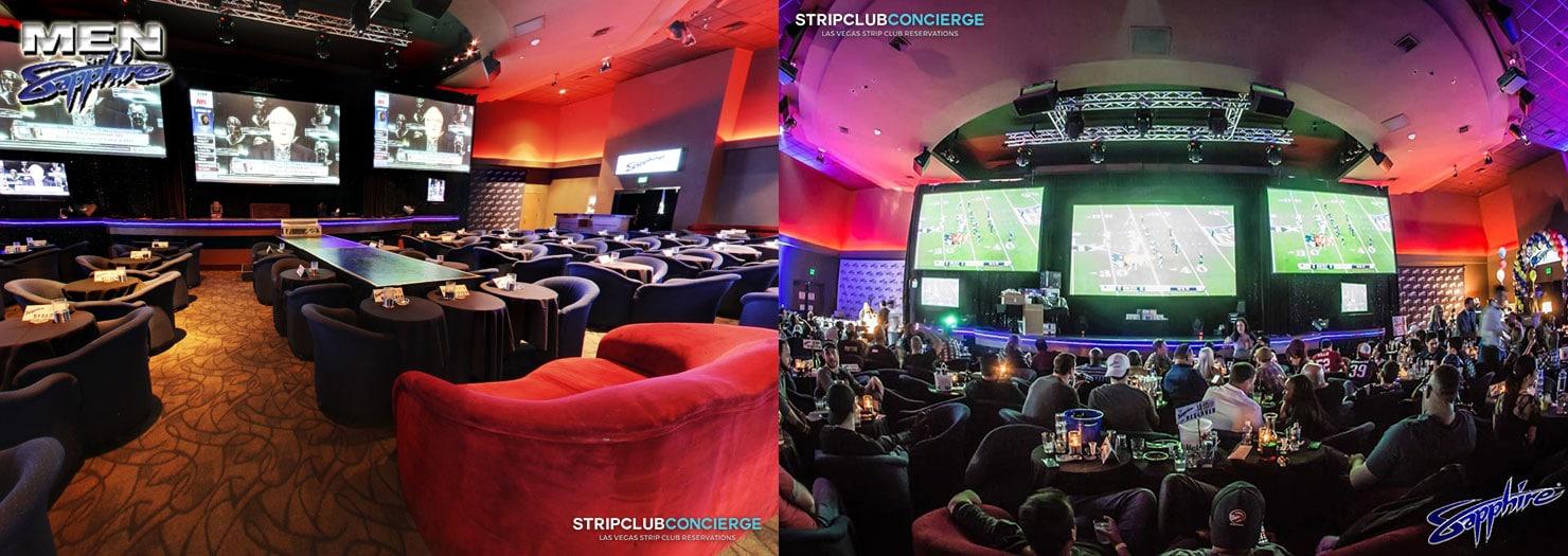 Coed Strip Clubs Las Vegas