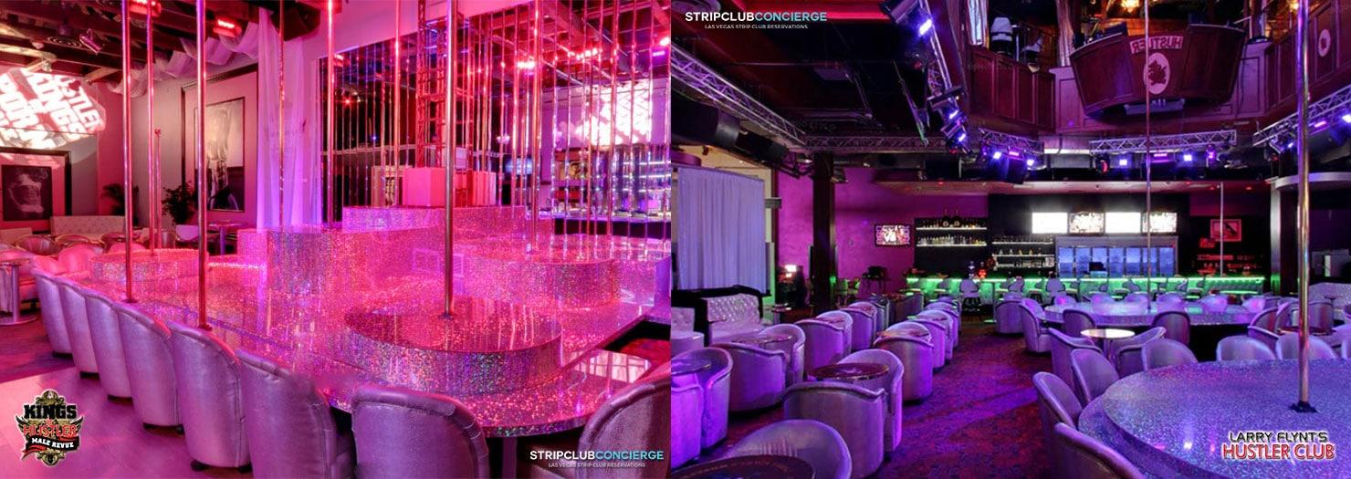 Male Female Strip Clubs Las Vegas