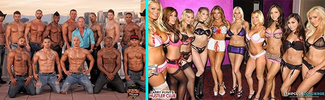 Best Strip Clubs for Women and Men