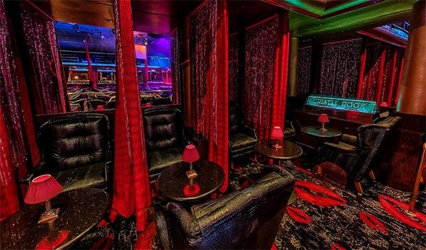 Centerfolds VIP Room